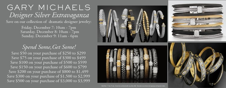 Gary Michaels Fine Jewelry News Events