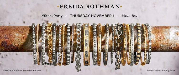 Freida Rothman Stack Party