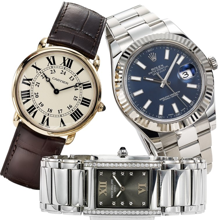 Luxury New and Pre-Owned Watch Sale