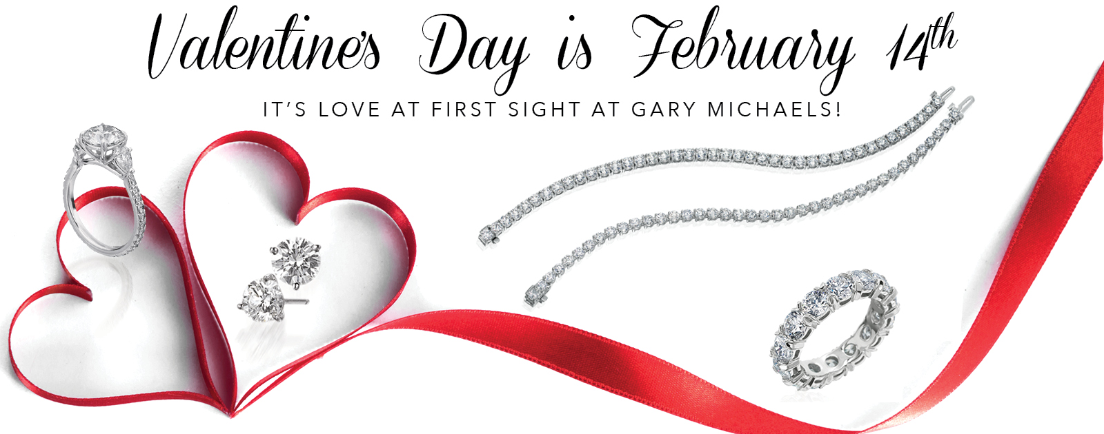 Gary Michaels Fine Jewelry Valentine S Day Is February 14th